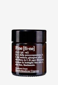 fine - RHODODENDRON CYPRESS - Deodorant - - - 0