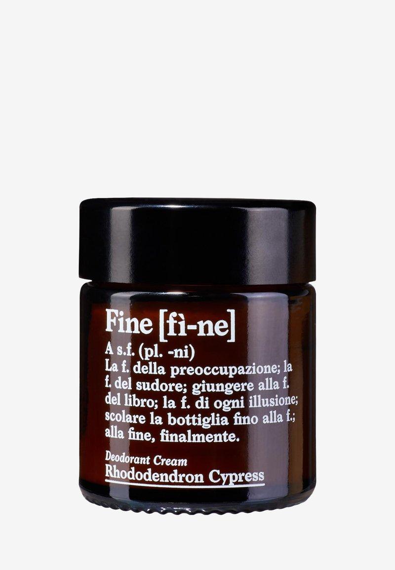 fine - RHODODENDRON CYPRESS - Deodorant - -