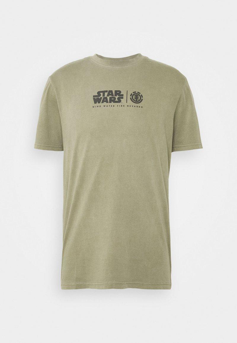 Element - STAR WARS X ELEMENT NEVARRO - Print T-shirt - olive