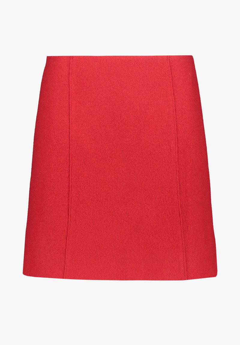 Marc O'Polo - ROCK - A-line skirt - red
