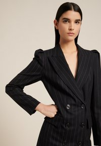 Luisa Spagnoli - GIORDY - Shift dress - var nero/lilla - 3
