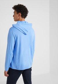 Polo Ralph Lauren - HOOD LONG SLEEVE - Hoodie - harbor island blue - 2