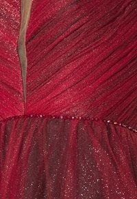 Luxuar Fashion - Iltapuku - rot/schwarz - 2