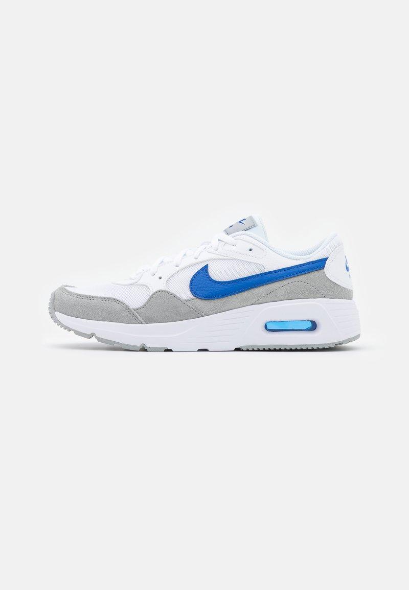 Nike Sportswear - AIR MAX UNISEX - Zapatillas - white/game royal/wolf grey