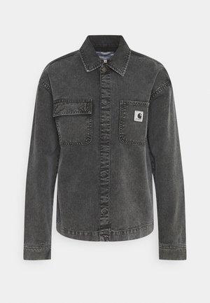 SONORA - Veste en jean - black