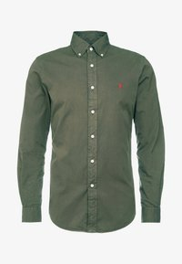 Polo Ralph Lauren - SLIM FIT - Hemd - defender green - 5