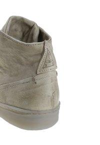 A.S.98 - SAGIT - Sneakers hoog - beige - 3