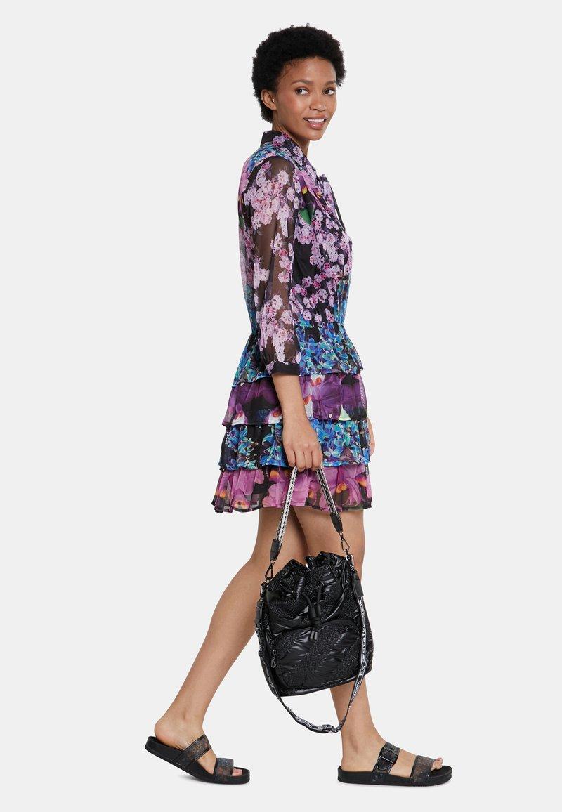 Desigual - TAIPEI  - Handbag - black