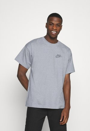 Basic T-shirt - multi-color/obsidian