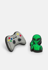 Crocs - THE GAMER UNISEX 5 PACK - Inne akcesoria - multi-coloured - 3