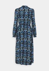 Springfield - VESTIDO MIDI ASIMETRI - Day dress - light blue - 1