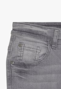 Benetton - TROUSERS - Jeansy Slim Fit - grey - 3