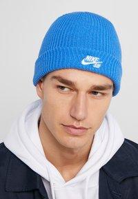 Nike SB - FISHERMAN - Mössa - pacific blue/white - 1