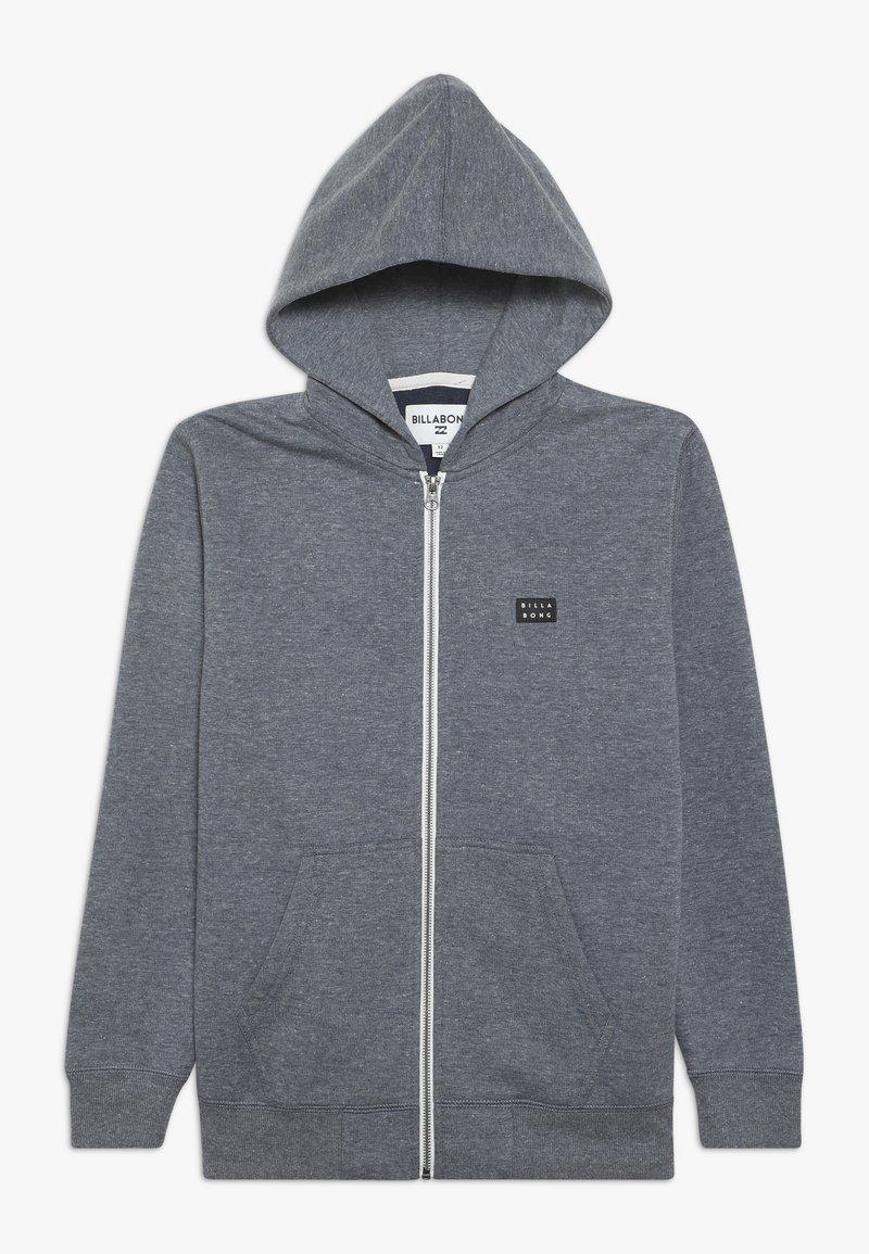 Billabong - ALL DAY ZIP BOY - Zip-up hoodie - navy