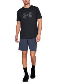 Under Armour - Print T-shirt - black - 1