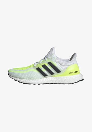 ULTRABOOST 2.0 Alphaskin DNA BOOST PRIMEBLUE PRIMEKNIT RUNNING SHOES - Zapatillas de running neutras - white