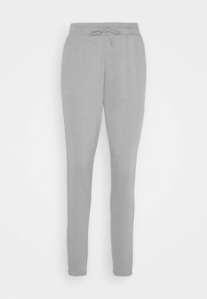 LOGO™ FRENCH TERRY JOGGER - Tracksuit bottoms - monument heather
