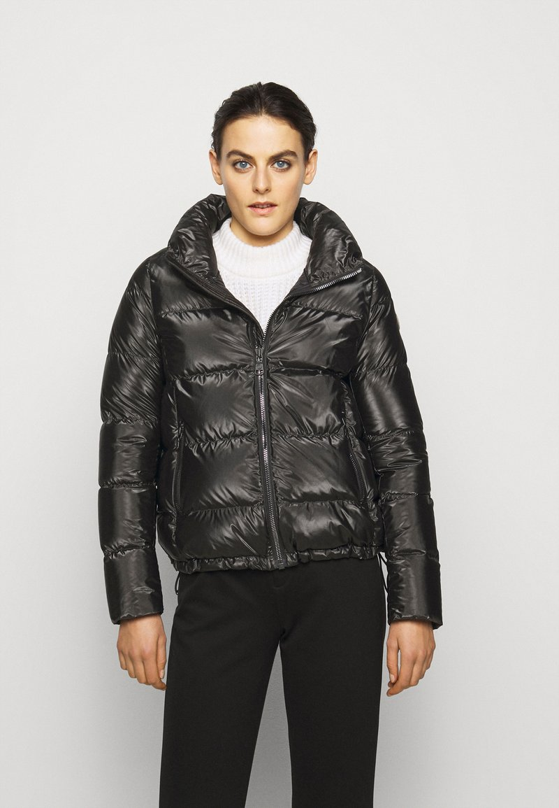 Colmar Originals - LADIES DOWN JACKET - Chaqueta de plumas - black