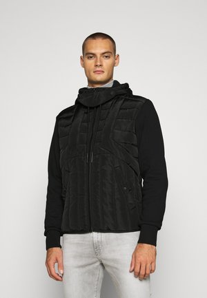 J-LINES JACKET - Light jacket - black