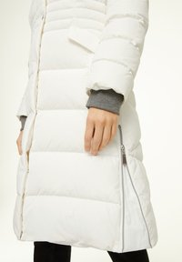 comma - Down coat - white - 3