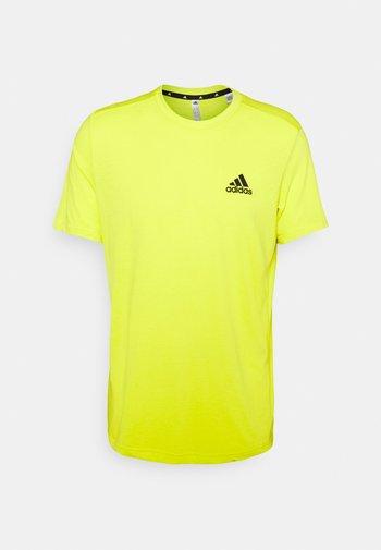 T-shirt basic - aciyel/black