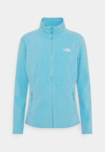 GLACIER FULL ZIP - Fleece jacket - maui blue