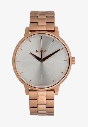 KENSINGTON - Horloge - rosegold/white