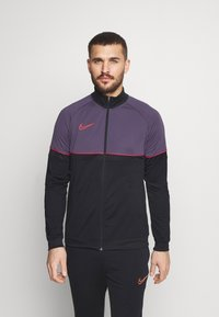 Nike Performance - ACADEMY SUIT - Dres - black/siren red - 0