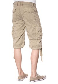 Alpha Industries - JET - Shorts - beige - 2