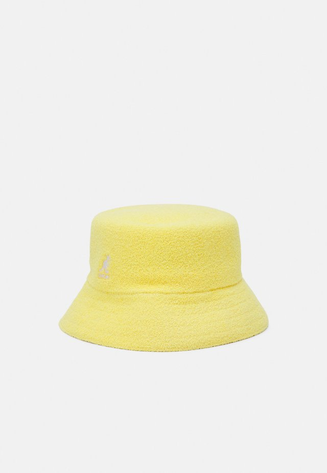 BERMUDA BUCKET - Hattu - lemon sorbet