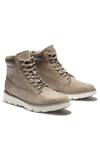 Timberland - KEELEY  - Lace-up ankle boots - olive nubuck - 3