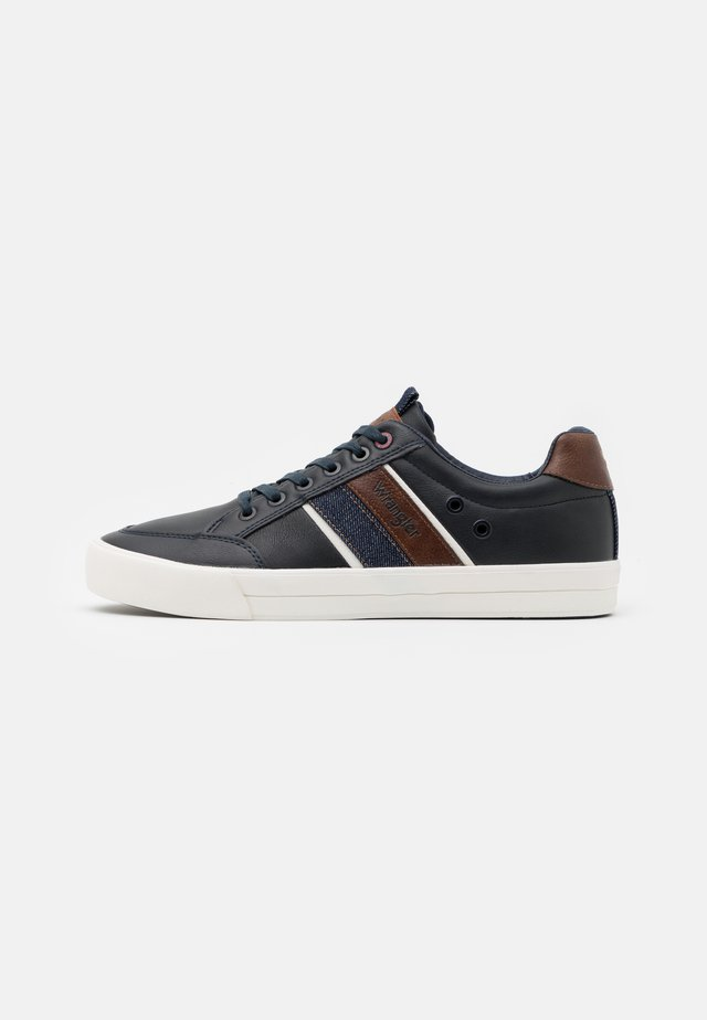 PACIFIC CITY - Sneakers laag - navy