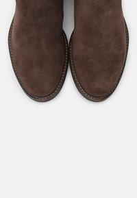 ECCO - SARTORELLE  - Vysoká obuv - brown - 5