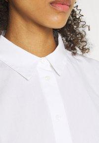 ONLY - ONLNORA NEW SHIRT - Blouse - white - 5