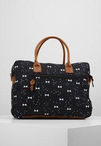 Kidzroom - DIAPERBAG - Baby changing bag - black - 2