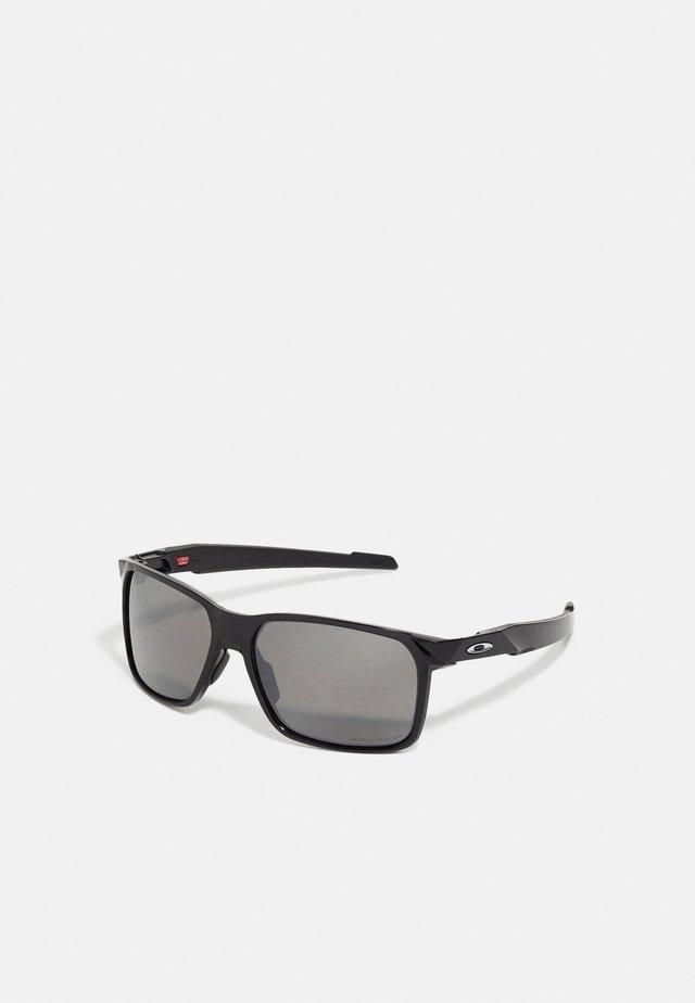 PORTAL UNISEX - Aurinkolasit - polished black