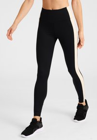 Daquïni - ALIGN LEGGINGS - Leggings - black - 0