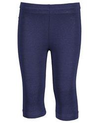 Blue Seven - 3 PACK - Leggings - Trousers - pink nebel nachtblau - 3
