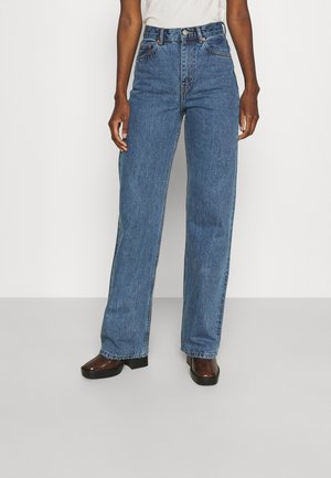 ECHO - Jeansy Relaxed Fit - mid retro
