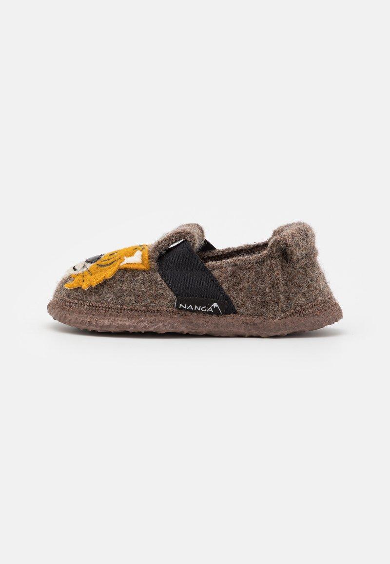 Nanga - ROAR TIGER - Slippers - braun