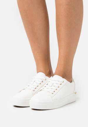 ASTALEWEN - Sneaker low - white