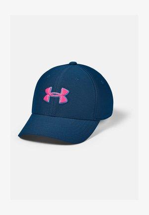 UA BOY'S BLITZING - Cap - graphite blue