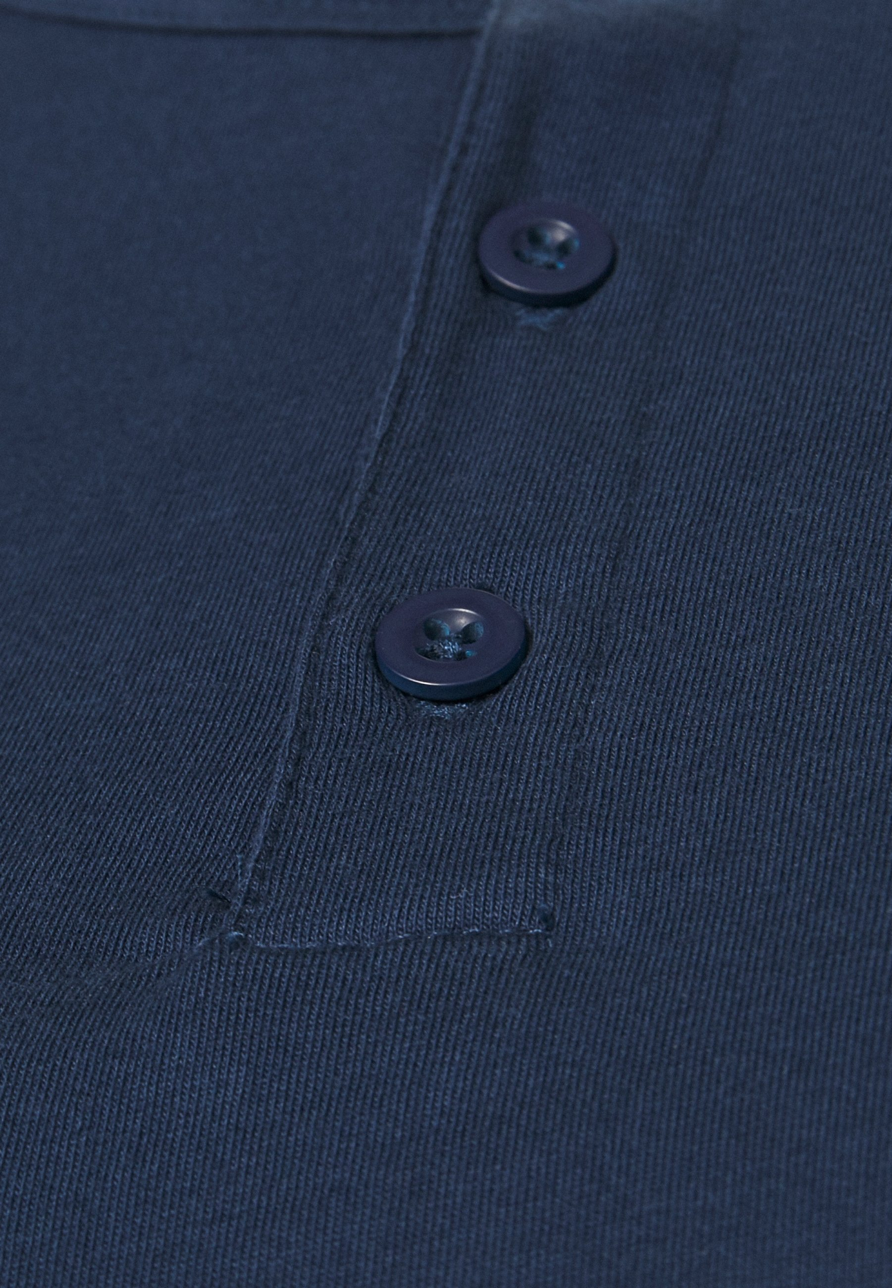 Casa Amuk LONG SLEEVE TEE - Långärmad tröja - steel blue - Damkläder g1ysC