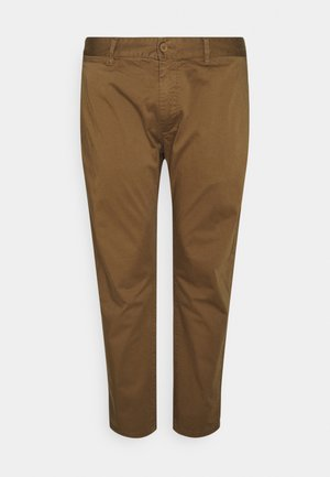 JIM - Chinos - dark brown