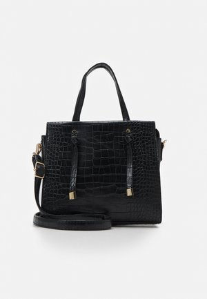 MINI TOTE - Handbag - black
