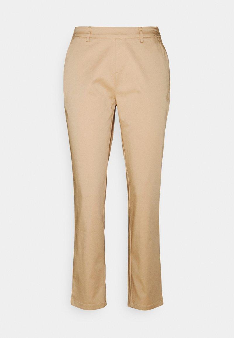 Anna Field - BASIC - Chino - Trousers - beige