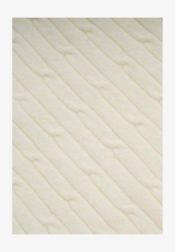 Halsduk - bianco