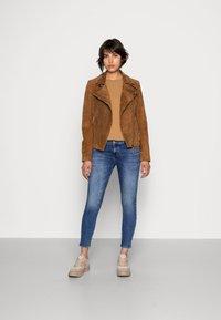LTB - LONIA - Jeans Skinny Fit - blue denim - 1