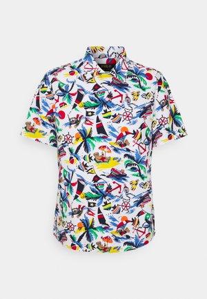 PRINTED OXFORD - Overhemd - nautical