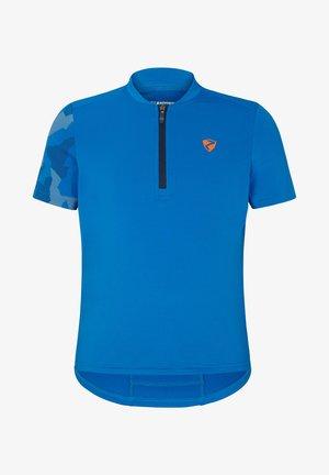 NASOJA - Print T-shirt - persian blue